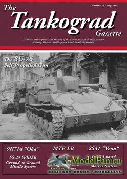 The Tankograd Gazette №13