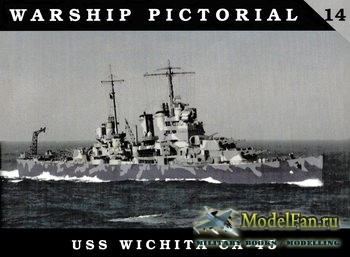 Warship Pictorial 14 - USS Wichita CA-45