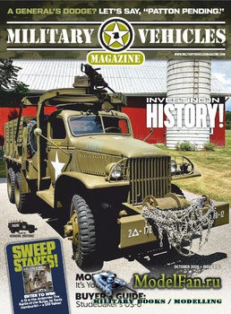 Military Vehicles Magazine October 2020