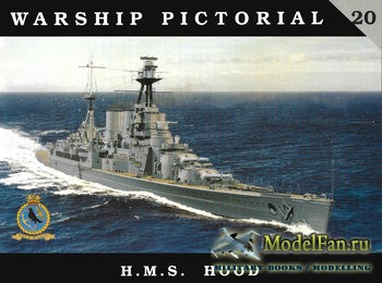 Warship Pictorial 20 - H.M.S. Hood