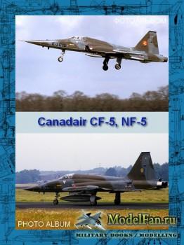 Авиация (Фотоальбом) - Canadair CF-5, NF-5 Freedom Fighter