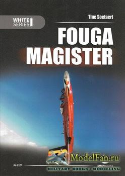 Mushroom White Series 9127 - Fouga Magister