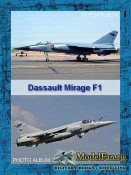 Авиация (Фотоальбом) - Dassault Mirage F1