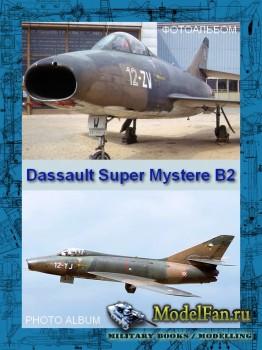Авиация (Фотоальбом) - Dassault Super Mystere B.2