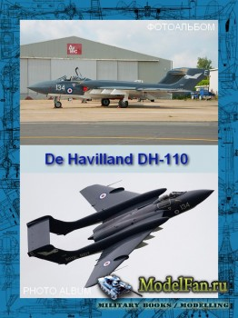 Авиация (Фотоальбом) - De Havilland DH.110 Sea Vixen