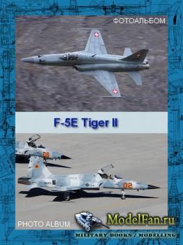 Авиация (Фотоальбом) - Northrop F-5E Tiger II