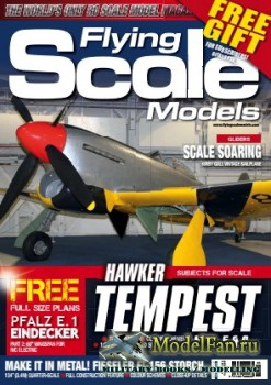 Flying Scale Models №220 (March 2018)