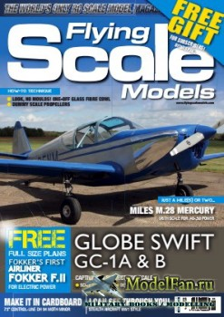 Flying Scale Models №223 (June 2018)