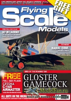 Flying Scale Models №224 (July 2018)