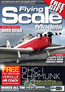 Flying Scale Models №225 (August 2018)