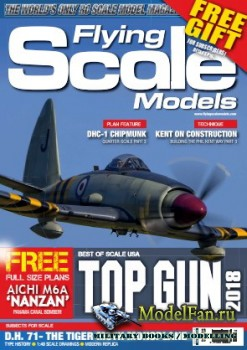 Flying Scale Models №227 (October 2018)