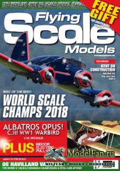 Flying Scale Models №228 (November 2018)