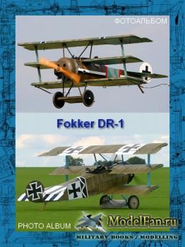 Авиация (Фотоальбом) - Fokker Dr.I