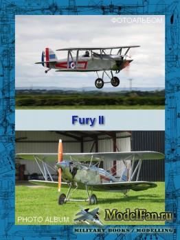 Авиация (Фотоальбом) - Hawker Fury II