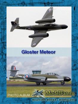 Авиация (Фотоальбом) - Gloster Meteor