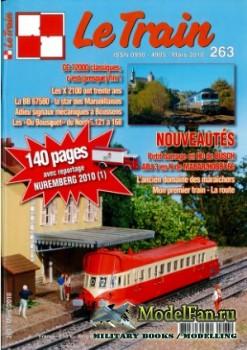 Le Train №263 (March 2010)
