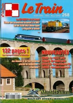 Le Train №268 (August 2010)