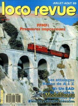 Loco-Revue №517 (July-August 1989)