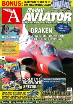 Modell Aviator 1/2013