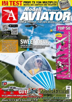 Modell Aviator 3/2014