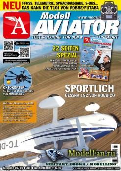 Modell Aviator 7/2014