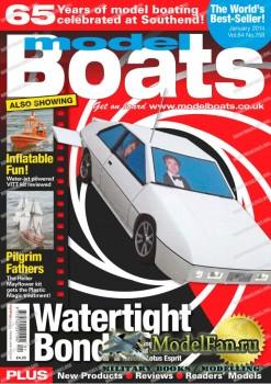Model Boats (January 2014)