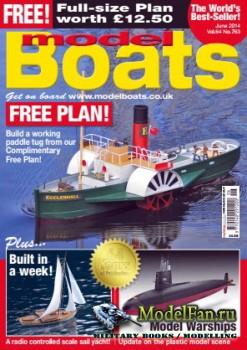 Model Boats (June 2014)
