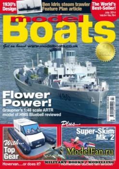 Model Boats (July 2014)