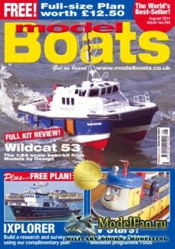 Model Boats (August 2014)