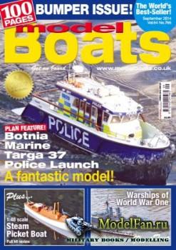 Model Boats (September 2014)