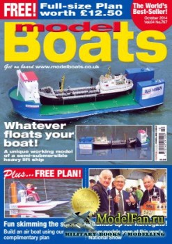 Model Boats (October 2014)