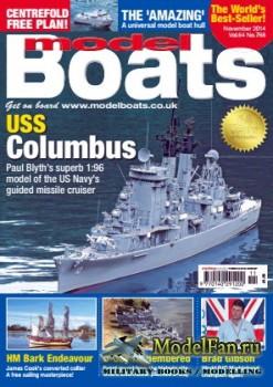 Model Boats (November 2014)