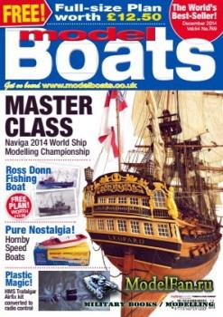 Model Boats (December 2014)