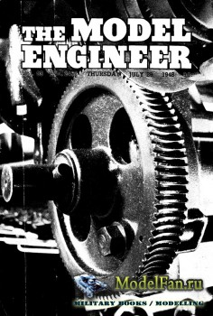 Model Engineer Vol.99 No.2462 (29 July 1948)