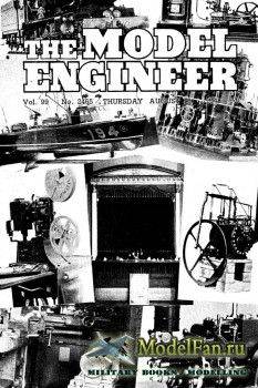 Model Engineer Vol.99 No.2465 (19 August 1948)