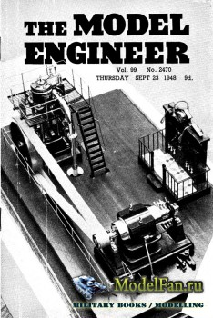 Model Engineer Vol.99 No.2470 (23 September 1948)