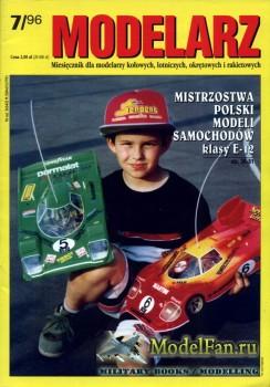 Modelarz 7/1996