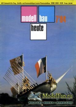 Modell Bau Heute (July 1984)