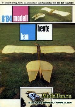 Modell Bau Heute (August 1984)