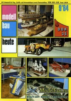Modell Bau Heute (September 1984)