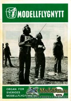 ModellFlyg Nytt №4 (1975)