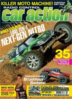 Radio Control CAR Action (February 2010)