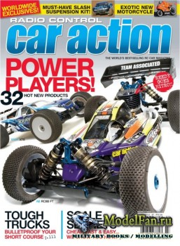 Radio Control CAR Action (March 2010)