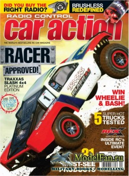 Radio Control CAR Action (April 2010)