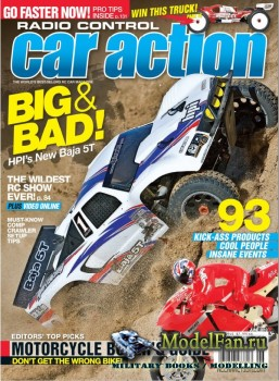 Radio Control CAR Action (June 2010)
