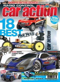 Radio Control CAR Action (July 2010)