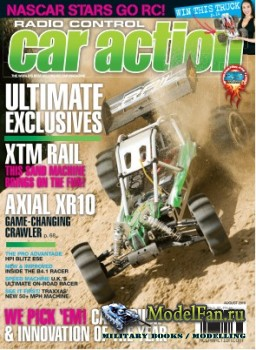 Radio Control CAR Action (August 2010)