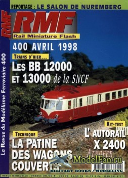 RMF Rail Miniature Flash 400 (April 1998)