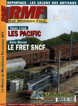 RMF Rail Miniature Flash 401 (May 1998)