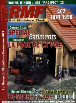RMF Rail Miniature Flash 402 (June 1998)